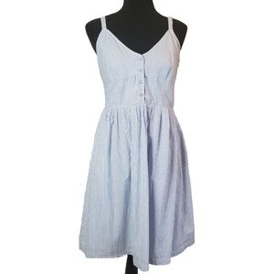Converse - Blue and White Striped Dress